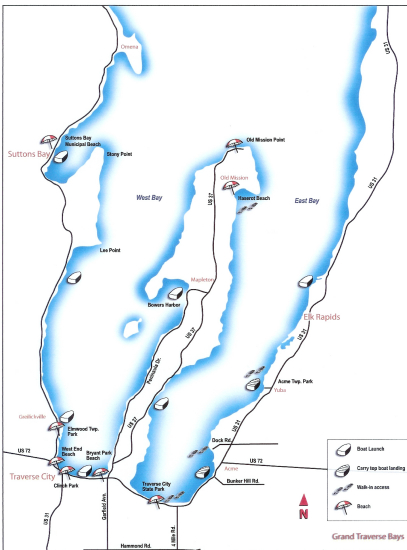 Traverse City Zip Code Map.Michigan Guided Fly Fishing And Light Tackle Fishing For Salmon