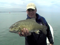Michigan Guided Fly Fishing and Light Tackle Fishing For