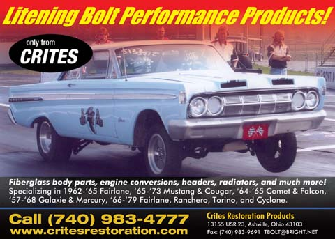 Specialty Auto Parts For Sale - Crites Performance Parts