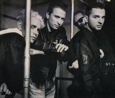 Depeche Mode Press File