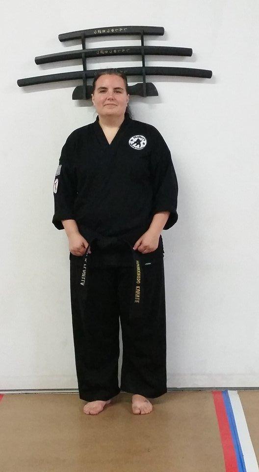roman adam karate