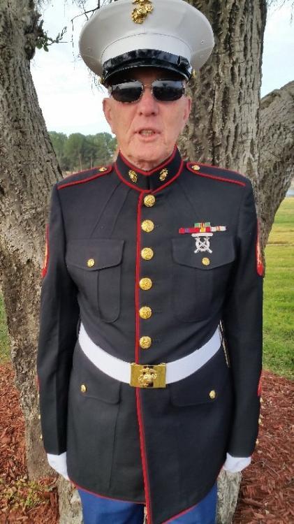 Semper Fi 1 Riverside National Cemetery Memorial Honor Guard